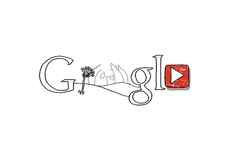 Google Doodle – John Lennon's 70th Birthday October 8, 2010