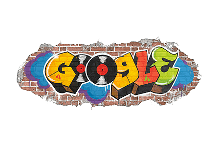 Google Doodle – 44th Anniversary of the Birth of Hip Hop August 11, 2017