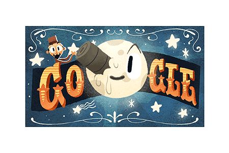 Google Doodle – Celebrating Georges Méliès May 3, 2018