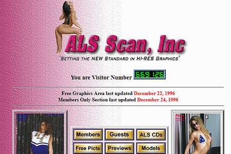 ALS Scan in 1996