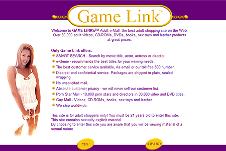 Game Link in 2000