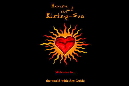 House of the Rising Sun in 1996