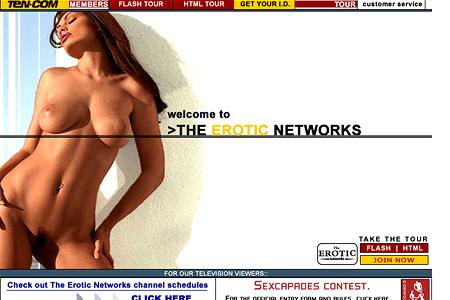 Adult Websites in the 90's | Web Design Museum