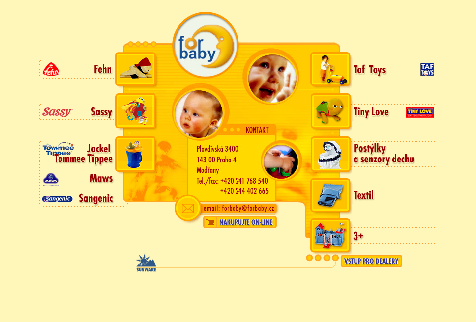 For Baby in 2003