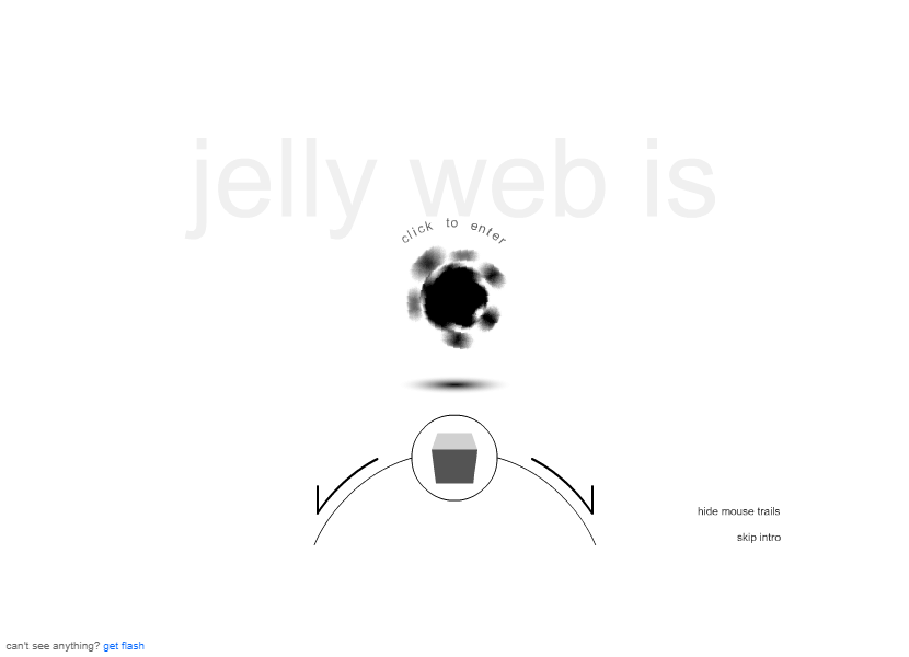 Jelly Web in 2001