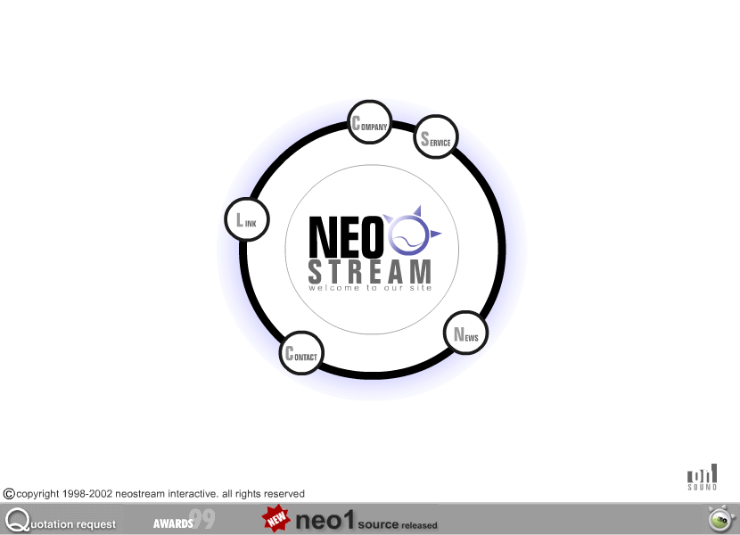 Neostream Interactive in 1999