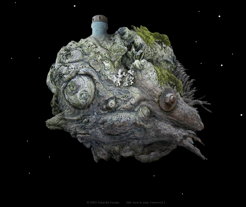 Samorost 1 in 2003