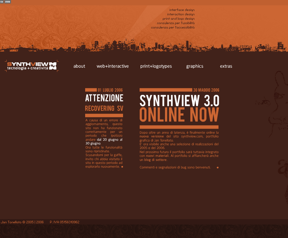 SynthView in 2006