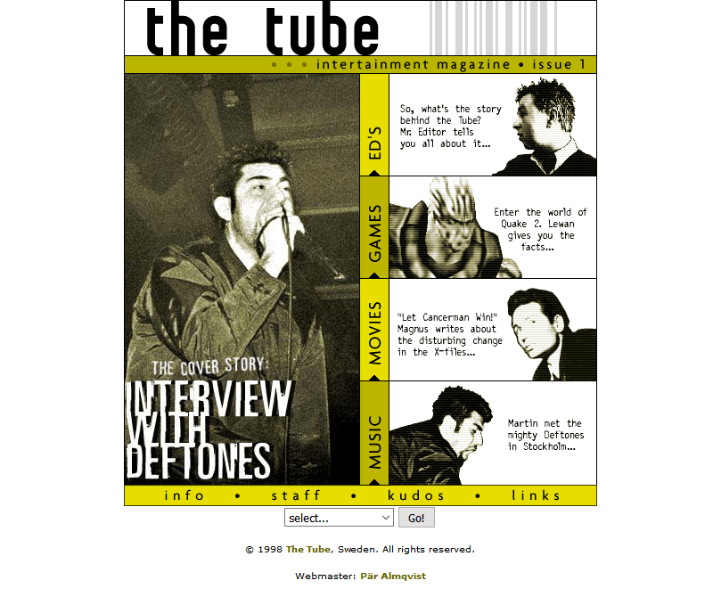 The Tube 2002