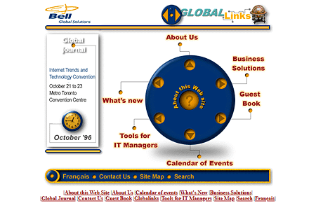 Bell Global Solutions in 1996