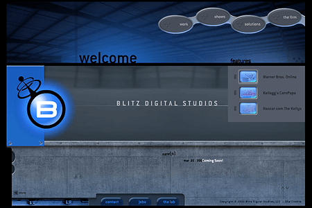 Blitz Digital in 2002