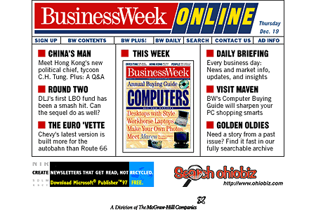 BusinessWeek in 1996