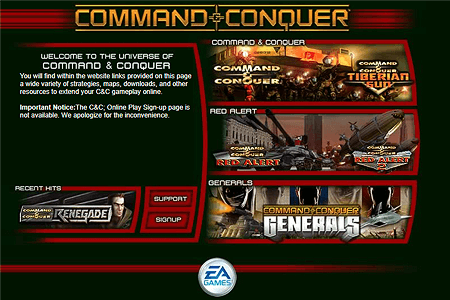 Command & Conquer in 1999