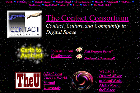Contact Consortium in 1996