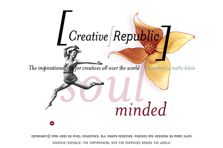 Creative Republic in 2003