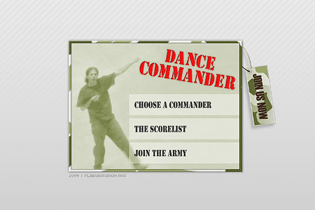 Dancecommander in 2004