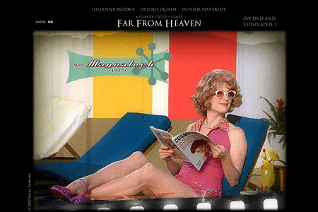 Far From Heaven in 2002