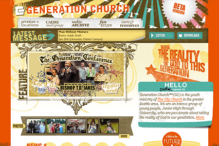 Generation Church 2006