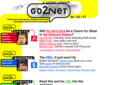 go2net in 1997