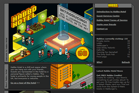 Pixel Art in Web Design | Web Design Museum