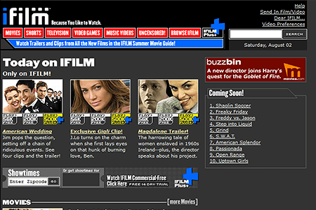 iFilm in 2003