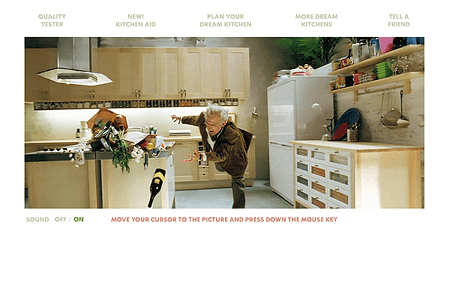 IKEA Dream Kitchens for everyone in 2005