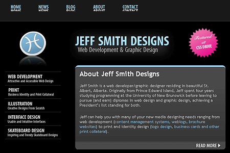 Jeff Smith Design in 2006