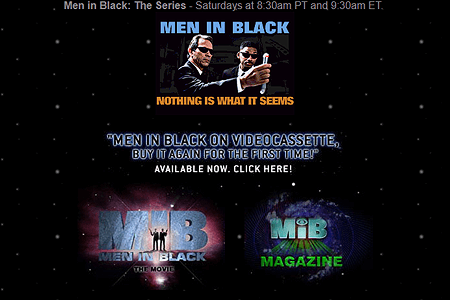 Men in Black in 1997