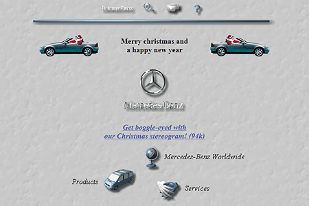 Mercedes-Benz in 1996