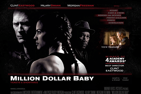 Millon Dollar Baby in 2004