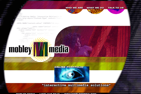 Mobley Media in 1999