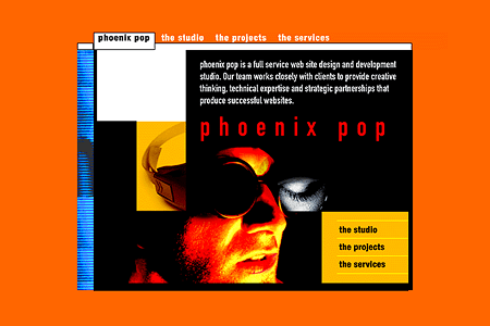 Phoenix POP Productions in 1998