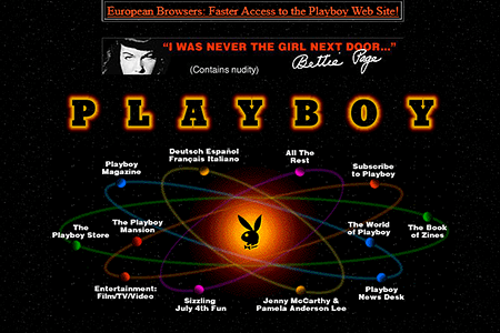 Playboy in 1997