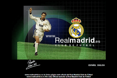 Real Madrid CF 2000