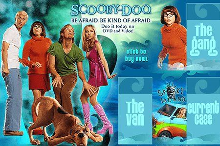 Scooby-Doo in 2003