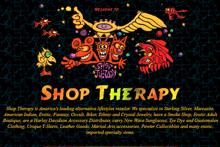 Shop Therapy in 1997