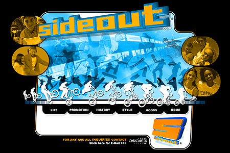 Sideout 2003
