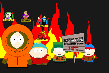 South Park Movie 1999