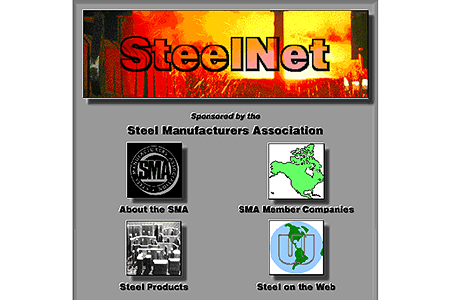 SteelNet in 1995
