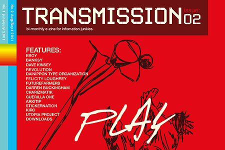 Transmission in 2001
