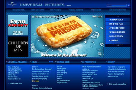 Universal Pictures in 2004