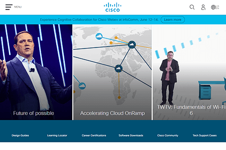 Cisco in 2019