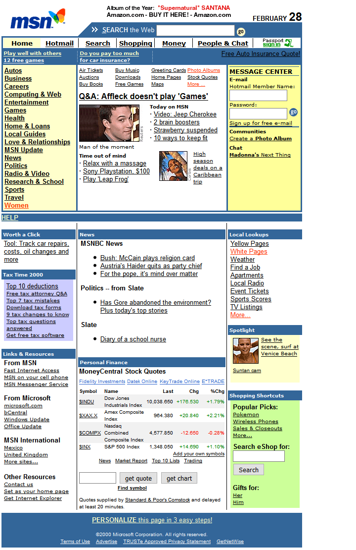 Msn Stock Quotes Msn Stock Quotes Inspiration Free Stock Quotes In Excel