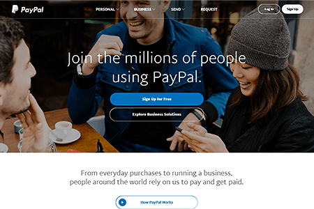 PayPal in 2016