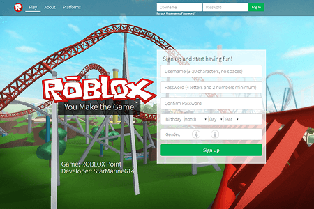 Roblox in 2015