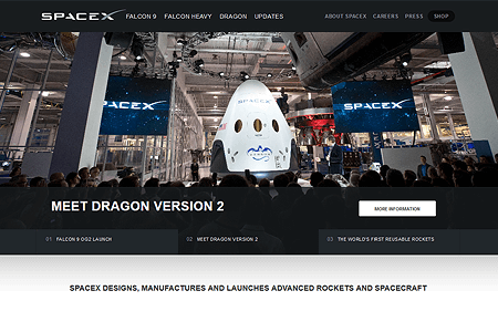 SpaceX in 2014