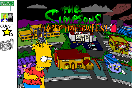 The Simpsons in 1996