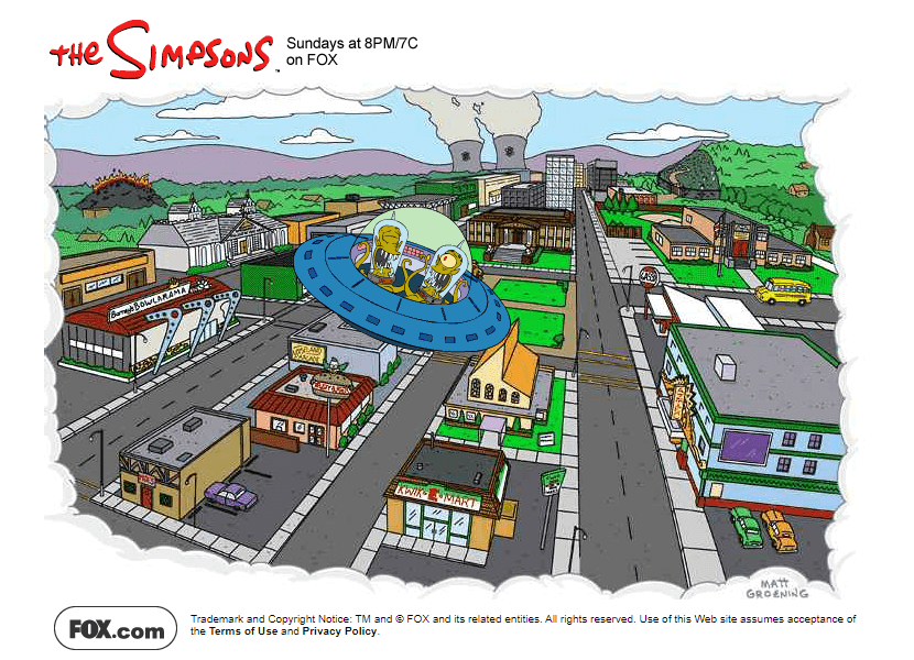 The Simpsons in 2003
