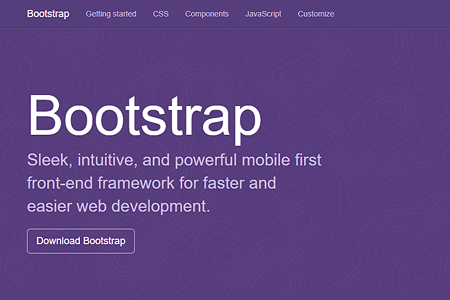 Bootstrap 3 website in 2013