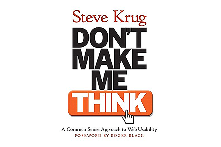 Steve Krug – Don't Make Me Think